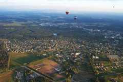 Mans pirmais lidojums ar gaisa balonu 25-07-2012